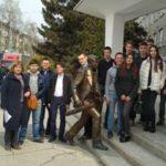 Посещение выставки «Роботостанция МТС»